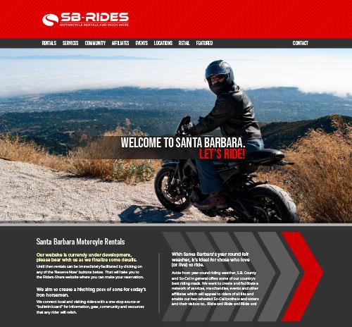 SB-Rides screen shot 1